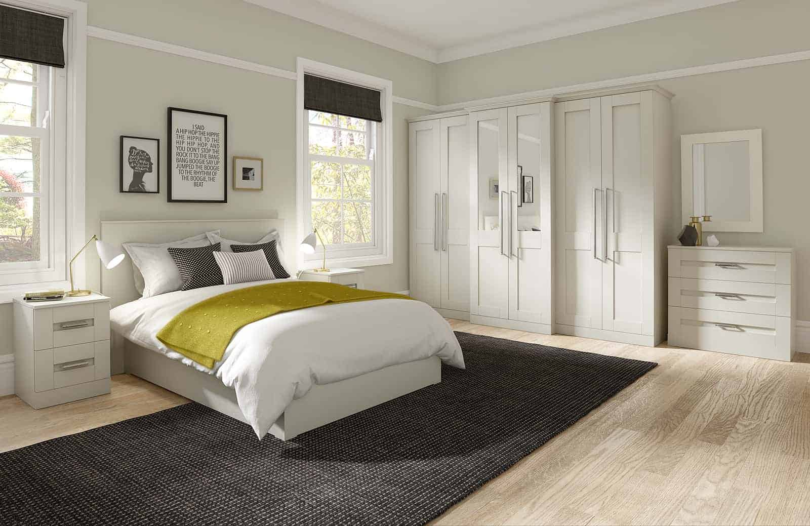 Fitted Bedrooms Furniture Showroom About Starplan