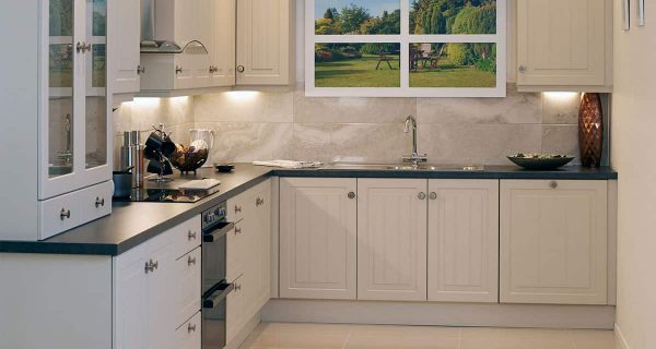 Classic New England Fitted Kitchens Belfast