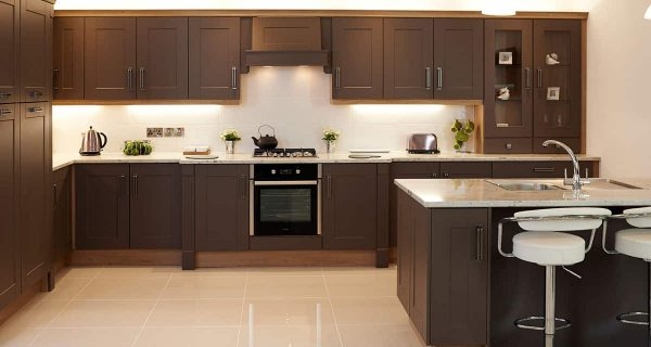 Modern Luxury Fitted Kitchens Belfast