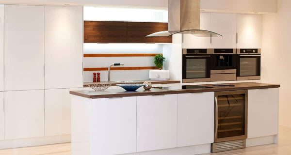 Scandi Chic Fitted Kitchens Belfast