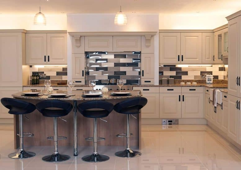 Fitted Kitchens Porcelain Winchester Starplan Ni