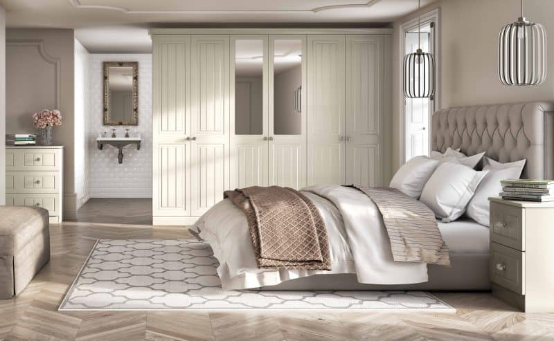 Fitted Bedrooms Fitted Wardrobes Cashmere Starplan