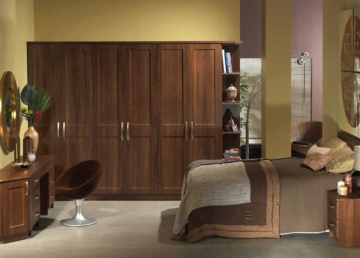 Tobacco Quebec Fitted Bedrooms