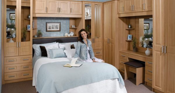 American Cherry Fitted Bedrooms Bolton