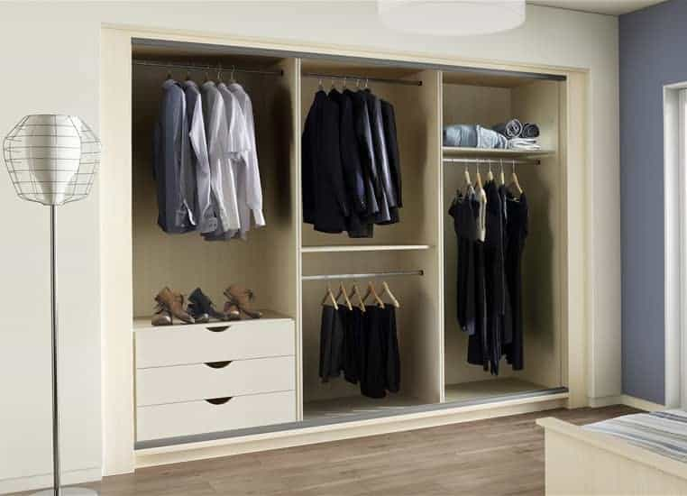 Sliding Wardrobe Interiors Bedroom Furniture Starplan