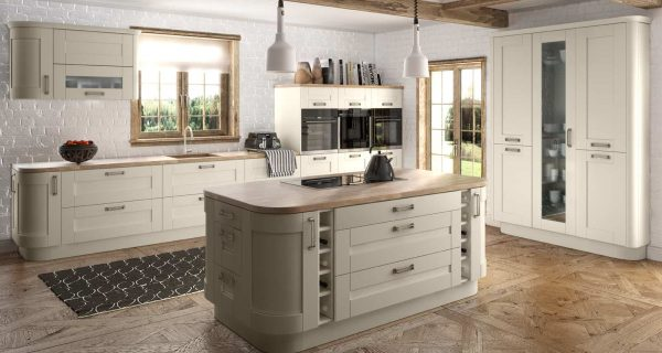Porcelain Fitted Kitchens Belfast