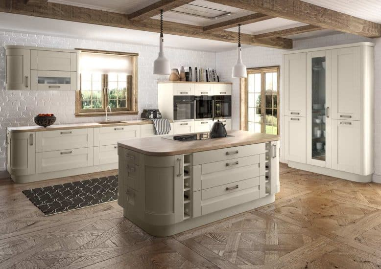 Fitted Kitchens Porcelain Cambridge Starplan Ni