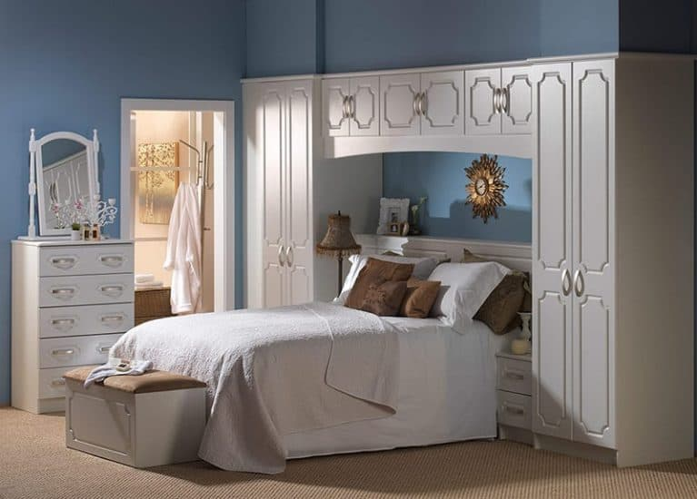 Fitted Bedrooms Satin Barcelona Starplan