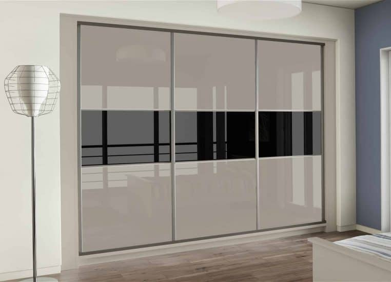 Sliding Wardrobes Bedroom Furniture Stone Glass Starplan