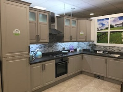 kitchens dungannon