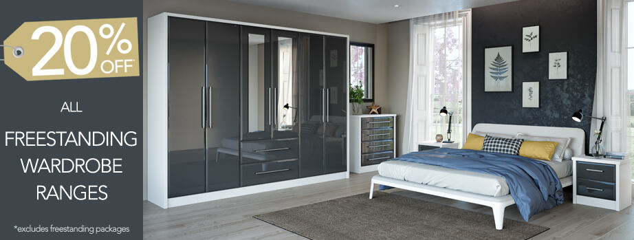 England Fitted Bedroom Offer