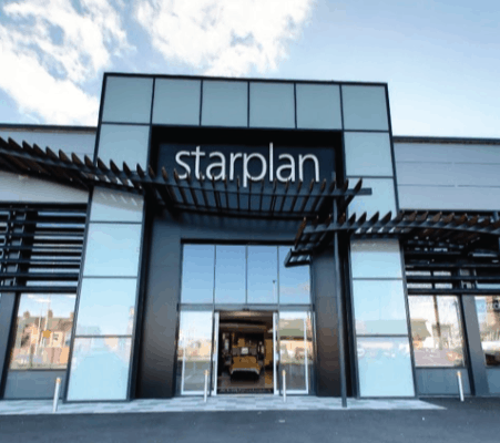 Starplan Front of Store Image
