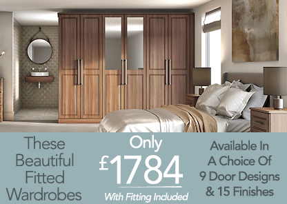Fitted Bedroom Offer 4 Mobile
