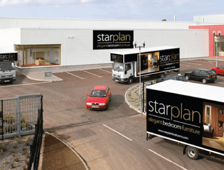 Starplan Fitted Bedrooms and Fitted Kitchens store