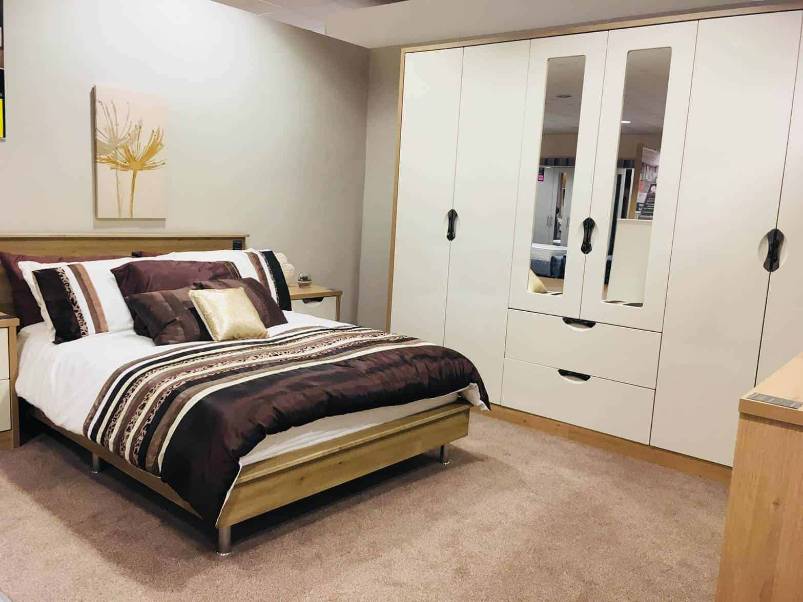 Fitted Bedroom Showroom North West Bolton Warrington