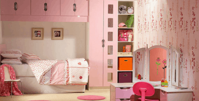 Fitted Bedrooms – how to create the perfect shared bedroom.