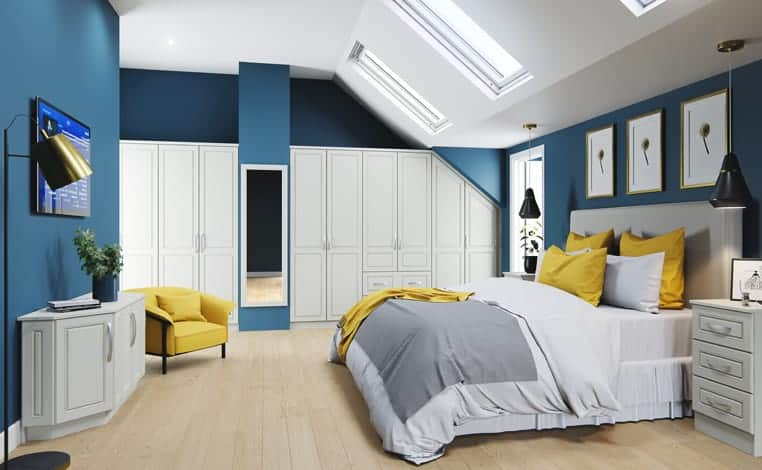 The 4 S's of creating a perfect fitted bedroom!