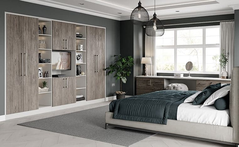 £1660 fitted bedroom