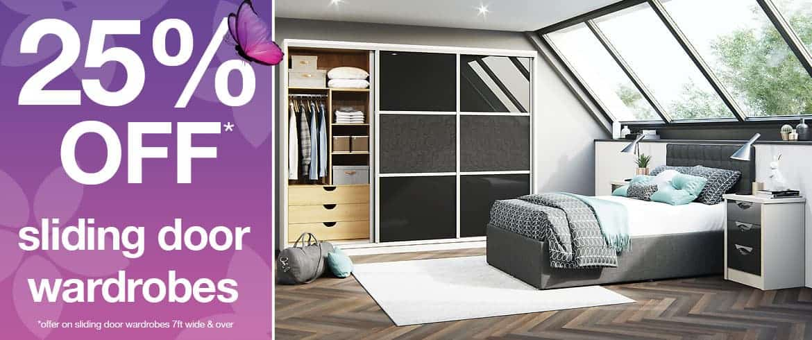 Sliding Door Wardrobes Banner