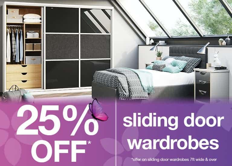 Sliding Door Wardrobes Mobile Banner