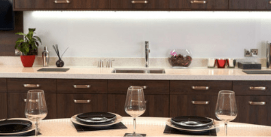fitted kitchen showroom