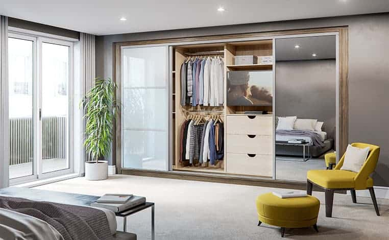 Light-Grey-Chestnut-Sliding-Door-Wardrobe-Storage