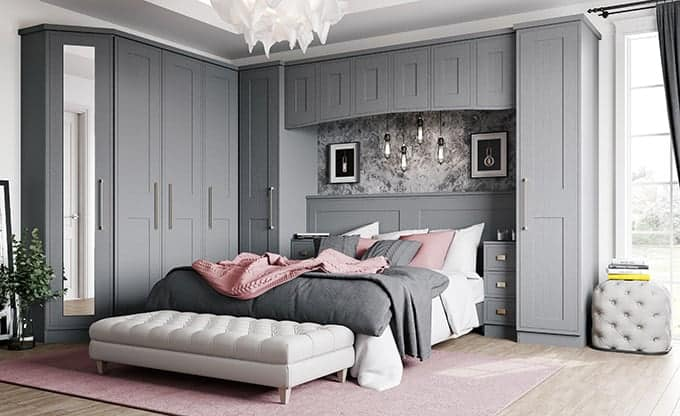 Fitted Bedrooms showrooms