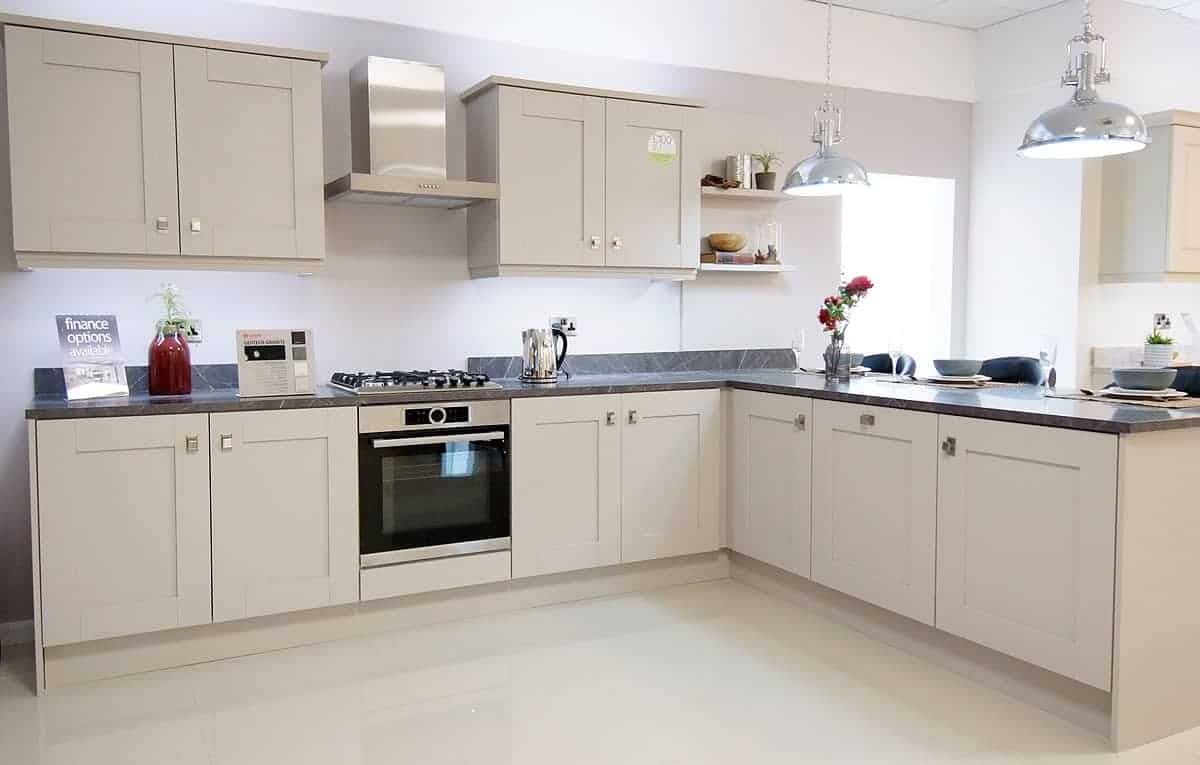 Have you heard of acrylic kitchen cabinets?