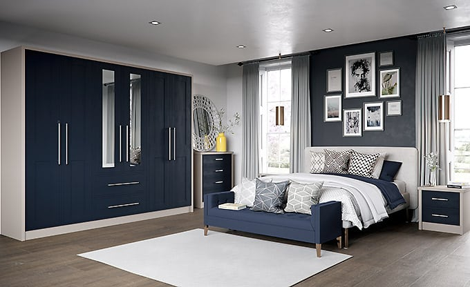 fitted bedrooms showroom