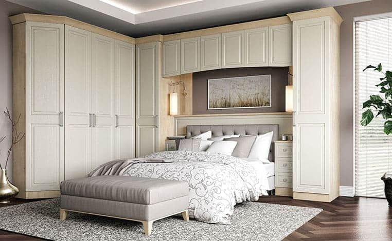 Why choose Starplan for your new fitted bedroom?