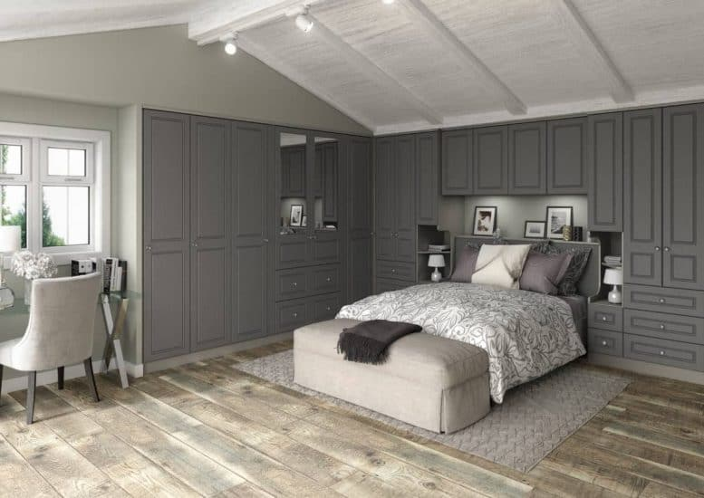 Is your fitted bedroom a relaxing space?