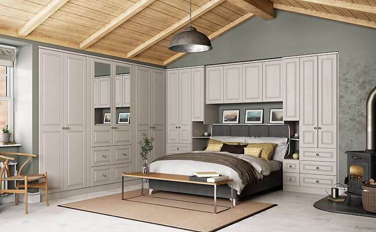 Why choose a Starplan fitted bedroom?