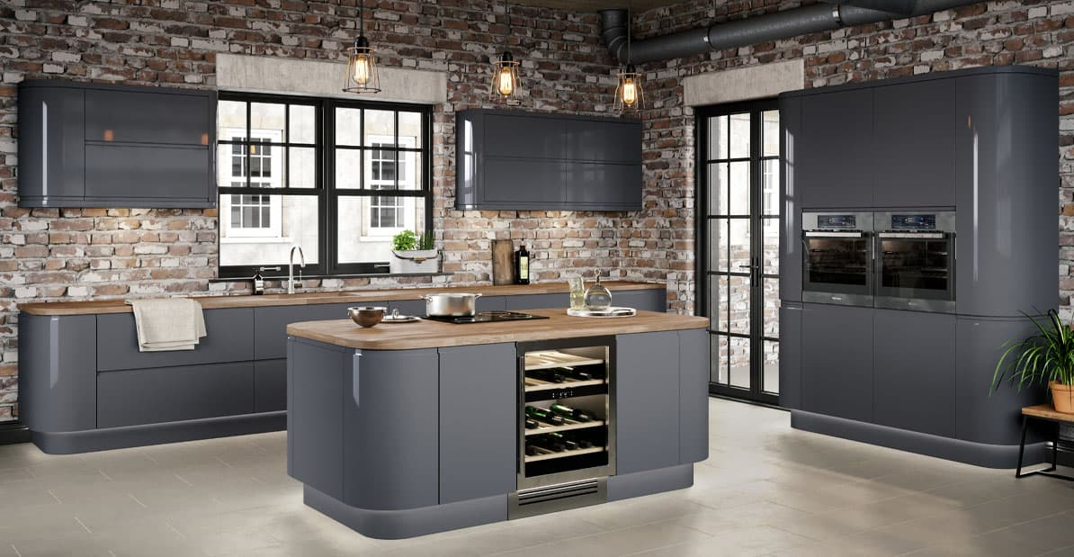 3 touches to create a luxury fitted kitchen