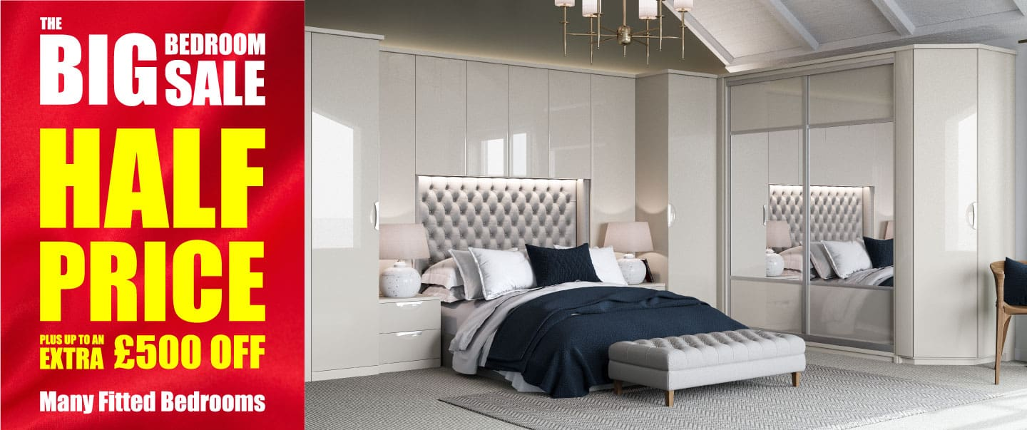 Starplan Fitted Bedroom Furniture  Fitted Kitchen Showroom NI
