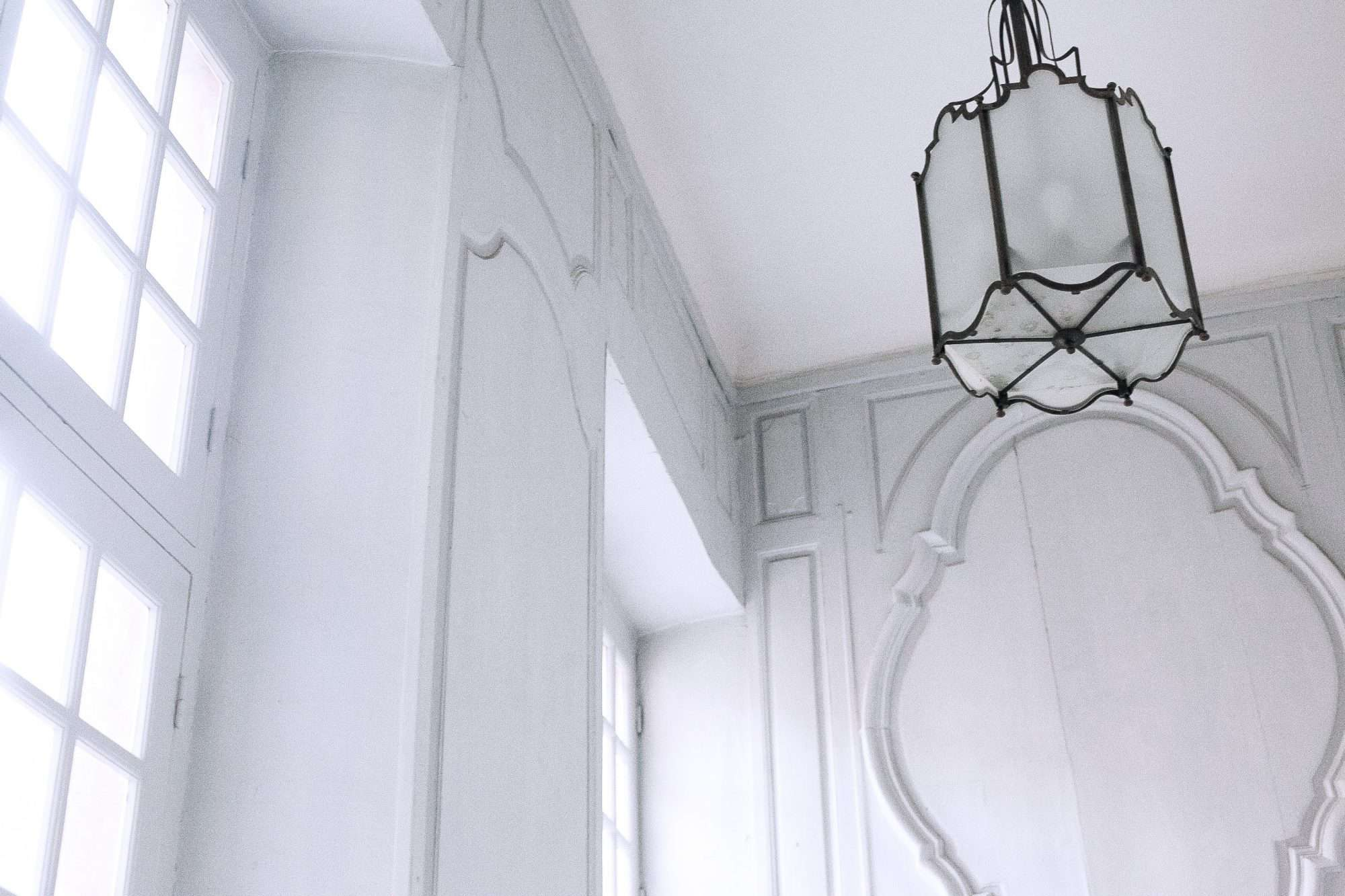 Are you lucky enough to have high ceilings?